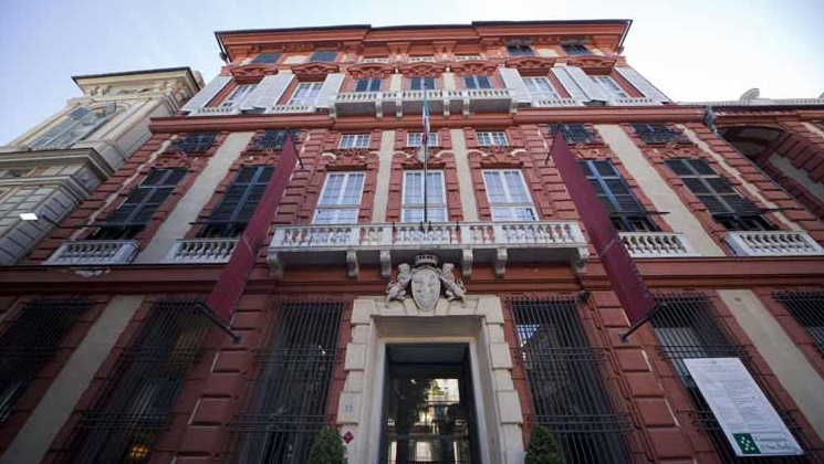 Palazzo Rosso, museo a Genova