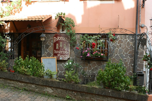 Ristorante Taverna dei Fieschi Torriglia