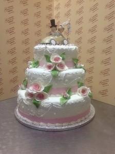 Torta nuziale Cake design pasticceria Guano Torriglia