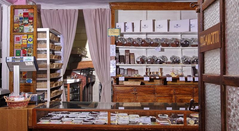antica fabbrica cioccolato viganotti romeo