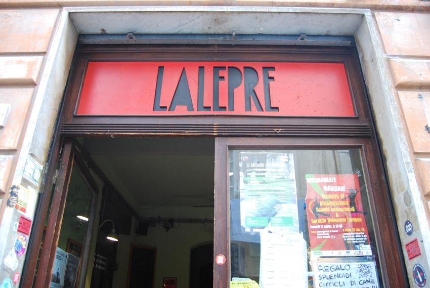 La Lepre centro storico Genova