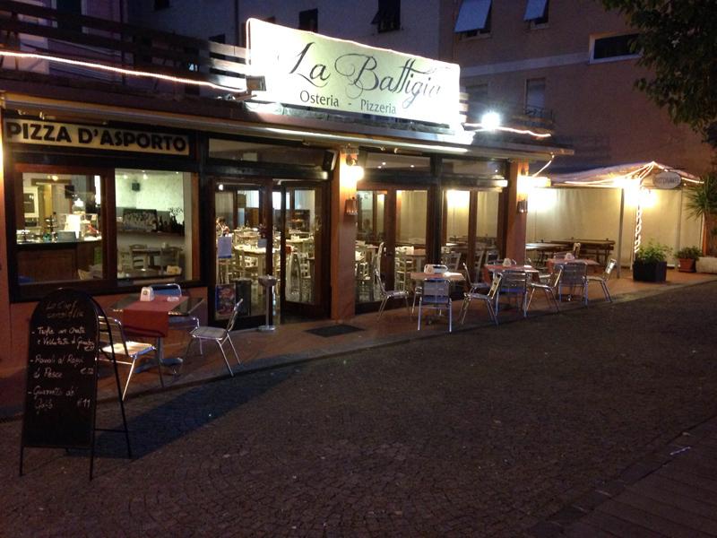 La Battigia Pizzeria