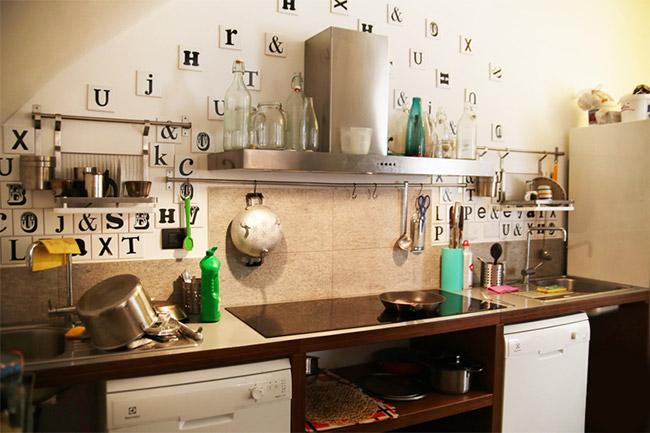 The hostel castle cucina guida genova guida genova for Cucina arredi genova
